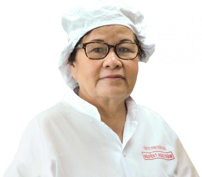 Tiến sĩ, dược sĩ Nguyễn Thị Ngọc Trâm