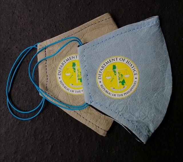 Khẩu trang từ sợi Abaca được kỳ vọng là sẽ giúp giảm thiểu rác thải nhựa từ khẩu trang y tế.