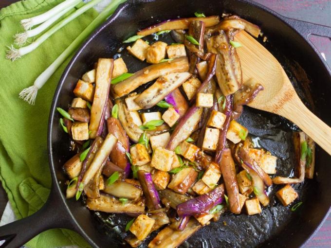 Món ăn này có tác dụng giảm cholesterol trong máu rất tốt, hợp với người ăn chay hay người bị mỡ máu.