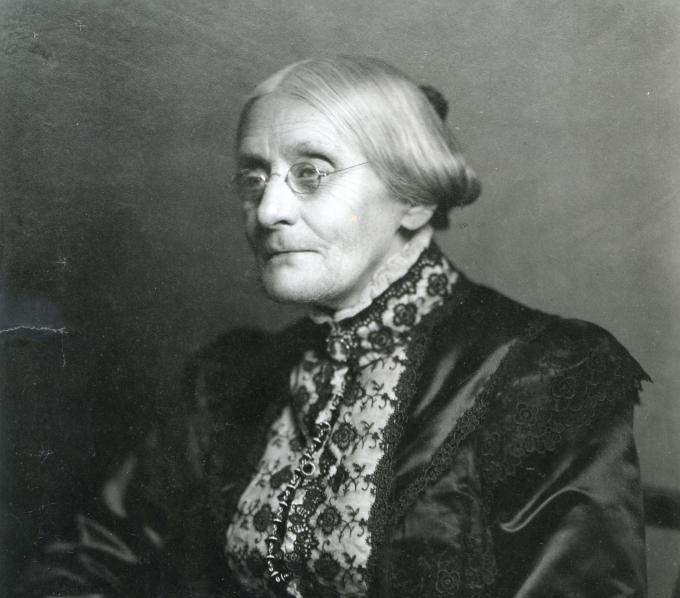 Susan Brownell Anthonylà một trong những nhà lãnh đạo hàng đầu của phong trào vận động nữ quyền ở Mỹ và phong trào chống nô lệ. Nguồn:nationalgeographic.com
