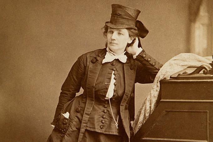 Victoria Woodhull - Người phụ nữ Mỹ đầu tiên tự ứng cử chức Tổng thống Mỹ. Nguồn:daily.jstor.org