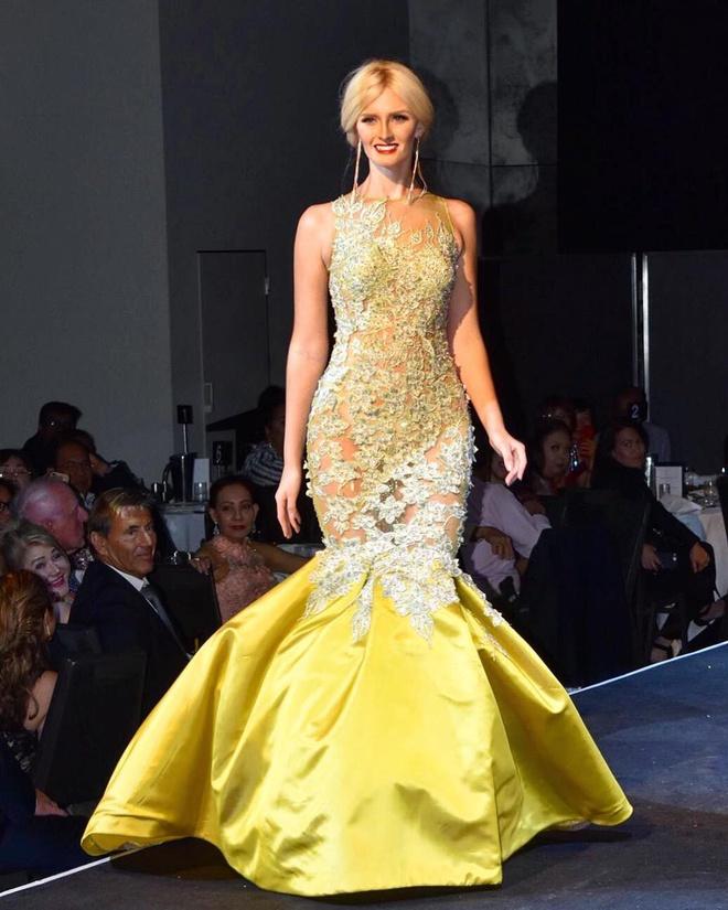 Brittany cũng muốn lan tỏa tới mọi người thông điệp rằng các cuộc thi sắc đẹp không chỉ là về nhan sắc và váy áo lộng lẫy mà đằng sau đó là nhiều ý nghĩa cao đẹp hơn thế.