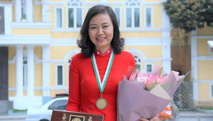 PGS.TS Trần Vân Khánh, Trưởng Bộ môn Sinh học phân tử, Khoa Kỹ thuật Y học, PGĐ Trung tâm nghiên cứu Gen, protein, Trường Đại học Y Hà Nội.