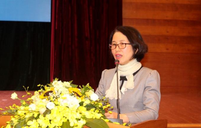 GS. TSLê Minh Thắng - Chi hội NTT Trường đại học Bách khoa Hà Nội
