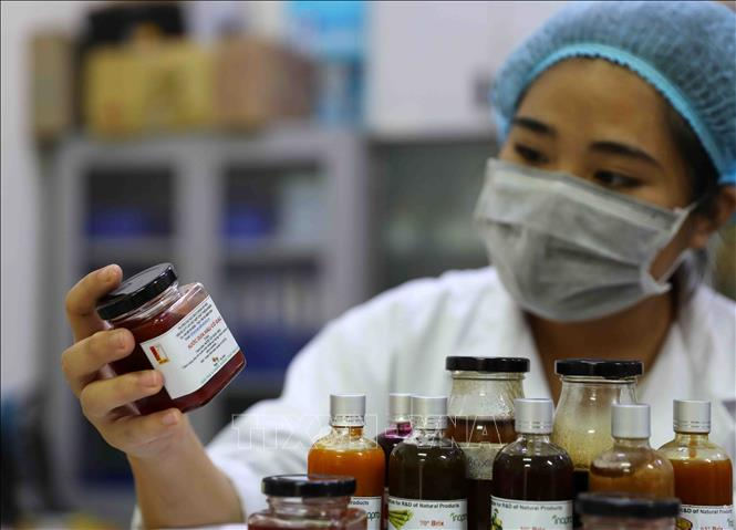 Sản phẩm dịch quả cô đặc bằng công nghệ JEVA đủ tiêu chuẩn để xuất khẩu sang các thị trường khó tính như Châu Âu, Mỹ, Nhật...