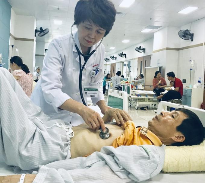 PGS.TS Trương Thanh Hương - nhà khoa học hàng đầu về tim mạch tại Việt Nam