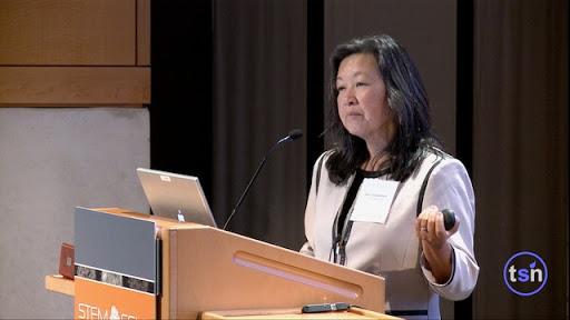 Chân dung nhà khoa học Ann Tsukamoto