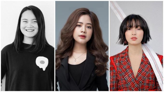 Ba cô gái Việt được vinh danh trong Top
