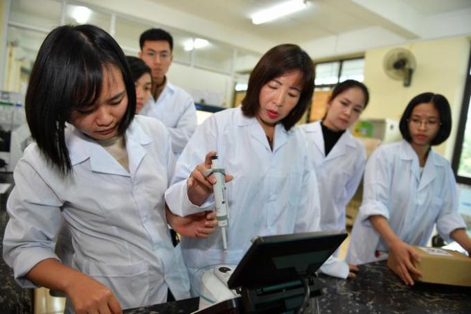 PGS.TS Trần Thị Thu Hà (Trường Đại học Nông lâm, ĐH Thái Nguyên)