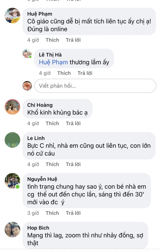 Những comment