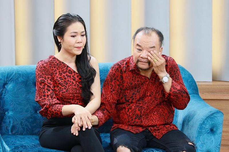 Vợ chồngTam Thanh – Ngọc Phú.