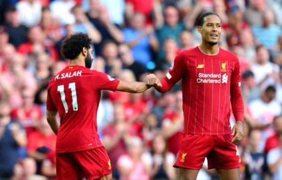 Liverpool 3 - 1 Arsenal: Mohamed Salah lập cú đúp