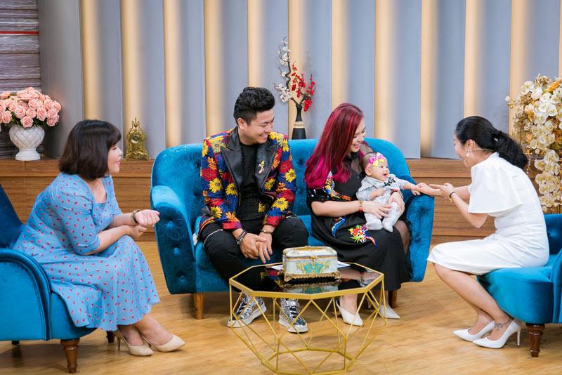 Đạo diễn Thanh Nhân muốn truyền cảm hứng sinh cho Trấn Thành và các vặp vợi chồng bận rộn khác