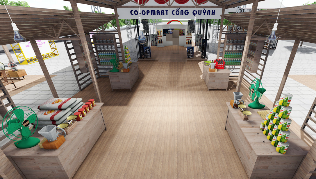 Coopmart Cống Quynh 1996