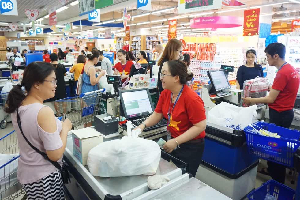 Nhiều hoạt động khuyến mãi diễn ra từ 26/8 - 1/9/2019 dành cho khách hàng củatoàn bộ hệ thống bán lẻ Saigon Co.op.