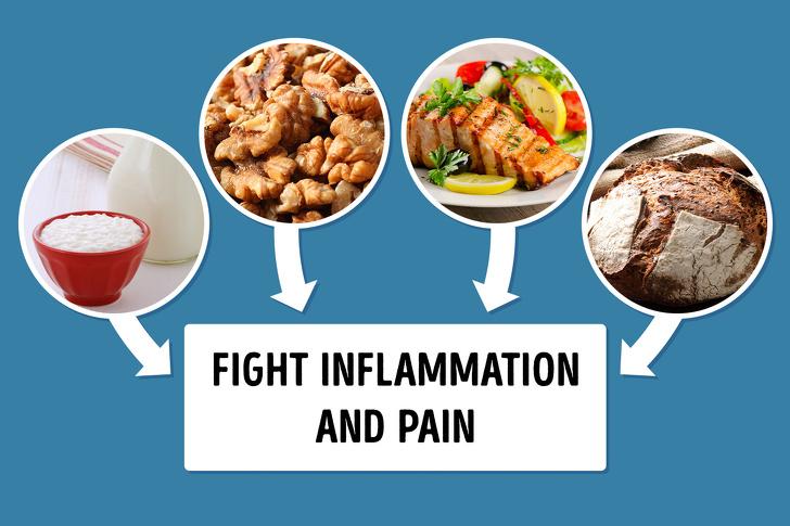 15 thực phẩm bạn cần tiêu thụ để thoát khỏi cơn đau khớp