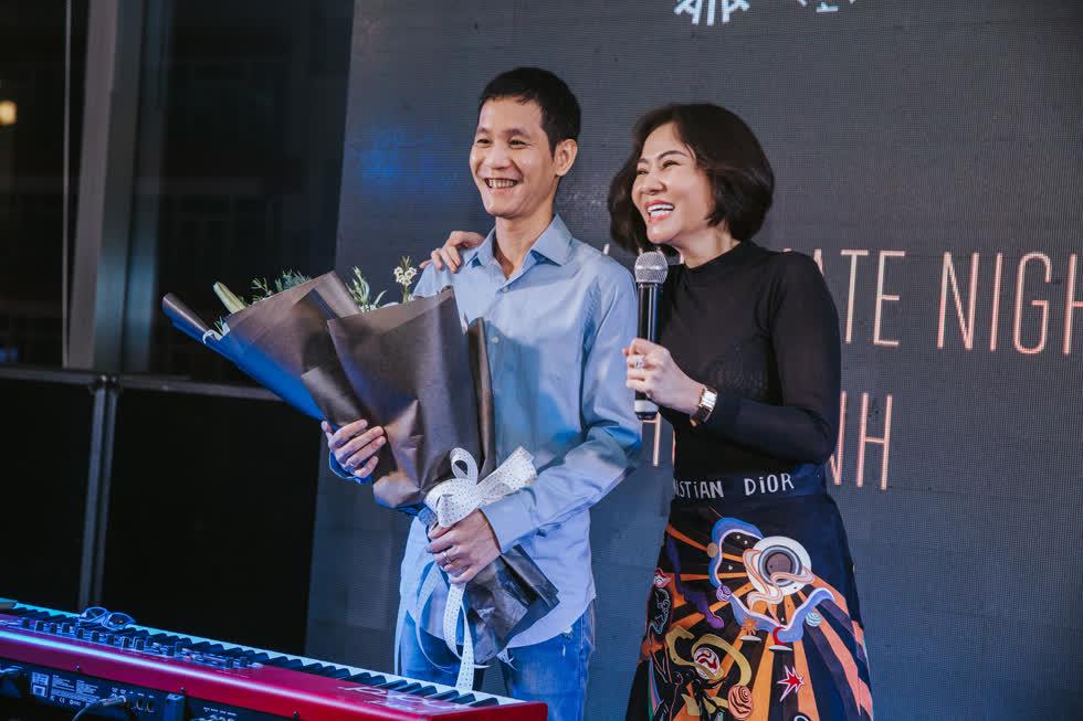 Thu Minh và mối tình ngọt ngào 8 năm cùng tri kỉ Hoài Sa