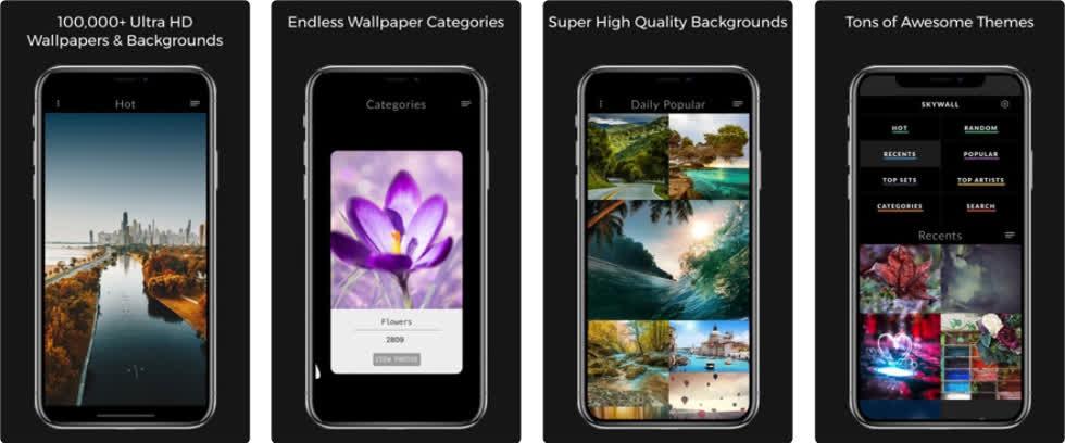 Ứng dụng do Dev Việt xây dựng và phát triển. Cung cấp cho người dùng hàng trăm tấm ảnh nền với đủ các chủ đề và chất lượng thay đổi tùy theo kích thước màn hình thiết bị đang sử dụng.