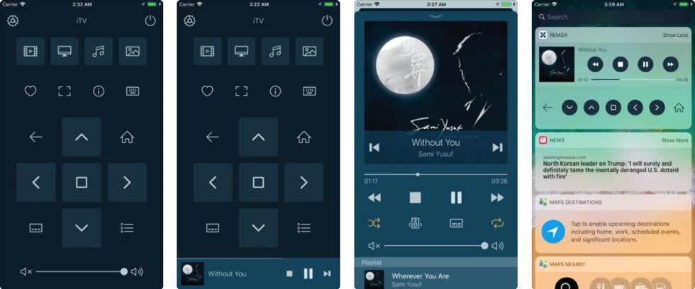 Công cụ hỗ trợ dành cho những ai sử dụng Kodi, giúp biến smartphone thành chiếc điều khiển cầm tay với đầy đủ chức năng như remote thực thụ.