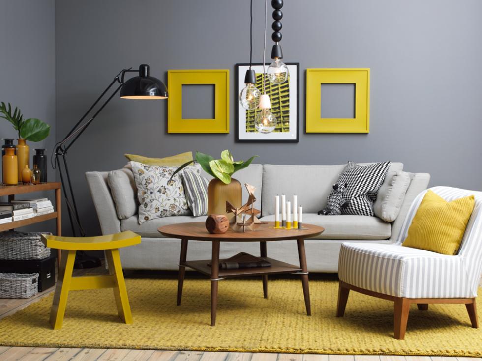 4 xu hướng phối màu nội thất trong mùa Thu 2019