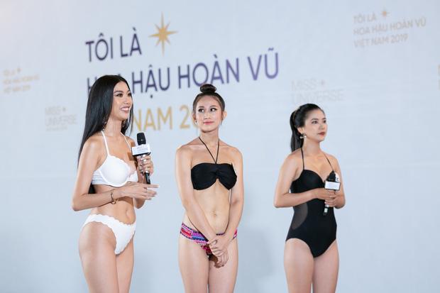 Thúy Vân bị ban giám khảo