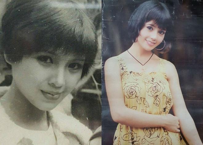 Qua thời gian nữ diễn viên vẫn giữ được nét đẹp phúc hậu, mặn mà.