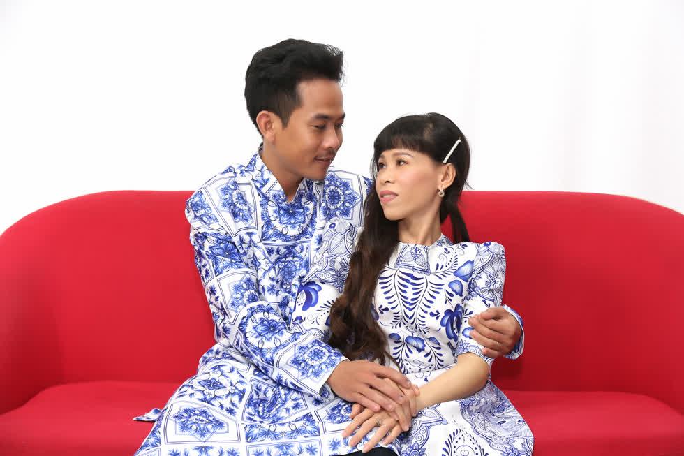 Văn Lộc và Nguyễn Nhi.