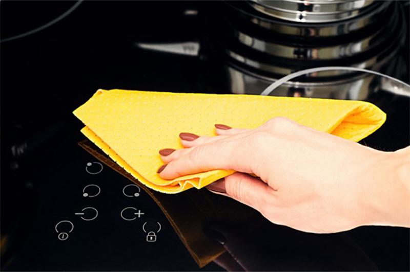 Vệ sinh bếp gas sáng bóng, sạch sẽ với 3 nguyên liệu ngay tại bếp.