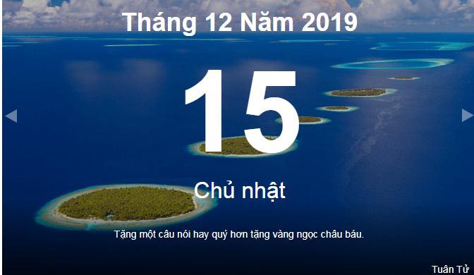Tử vi hàng ngày 15.12.2019 của 12 con giáp: Sửu gặp người phù hợp, Mão thuận lợi
