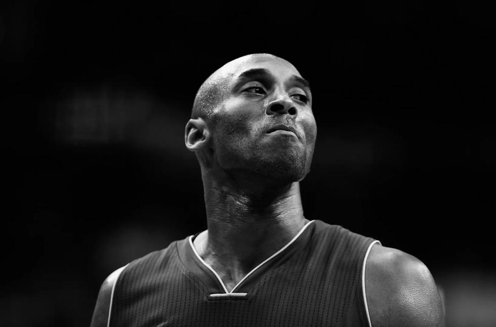 Kobe Bryant của độiLos Angeles Lakers tại giải đấu Wizards Washington vào ngày 2/12/2015 tạiWashington.
