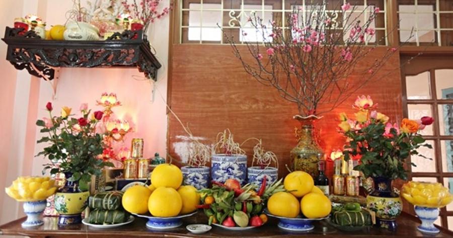 Để buổi cúng lễ diễn ra tốt nhất, gia chủ có thể đọc chuẩn bị lễ vật, đọcbài cúng sáng mùng 1 tết2020.