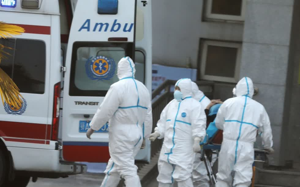 Mỹ xác nhận trường hợp đầu tiên nhiễm virus corona từ Trung Quốc.