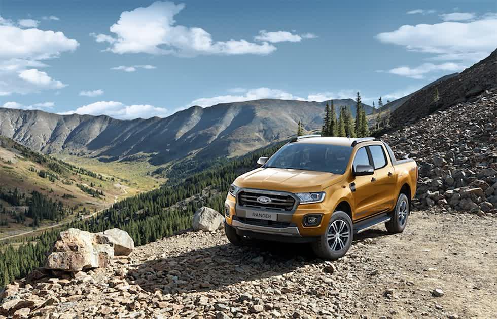 Ford Ranger 2020 có một số nâng cấp nhẹ để tăng thêm khả năng cạnh tranh với các đối thủ.