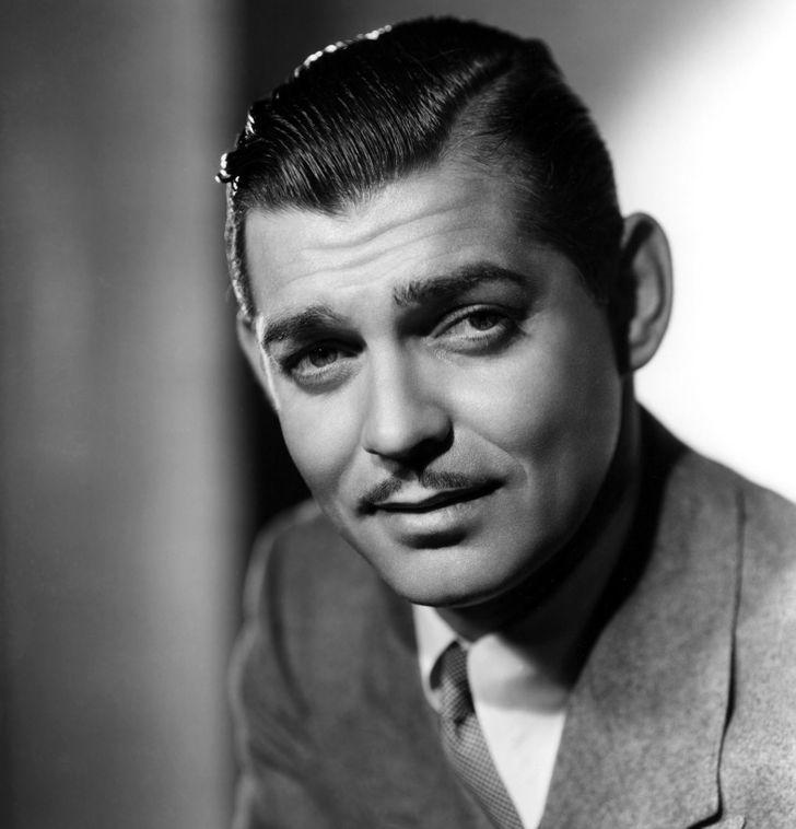 Diễn viên Hollywood Clark Gable. Ảnh: Internet