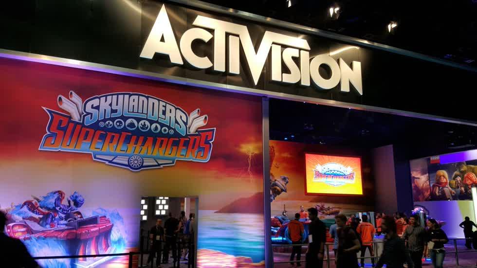 Công tyActivision Blizzard (ATVI). Ảnh:Activision.