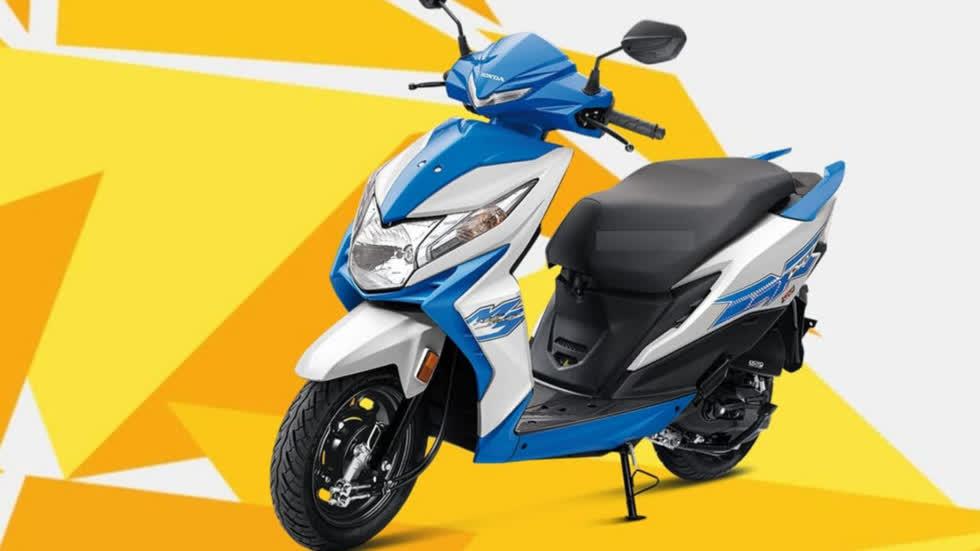 Honda dio xanh