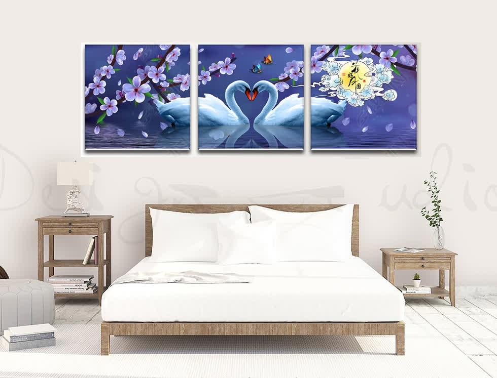 Trang trí nhà ở theo phong thủy, giúp tình yêu luôn mỹ mãn