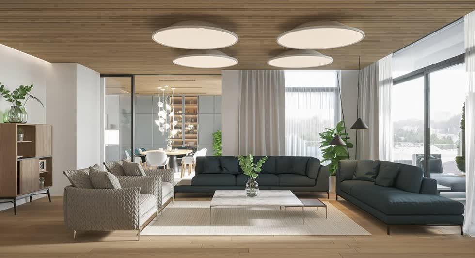Những xu hướng mới trong thiết kế nhà hiện đại 2020