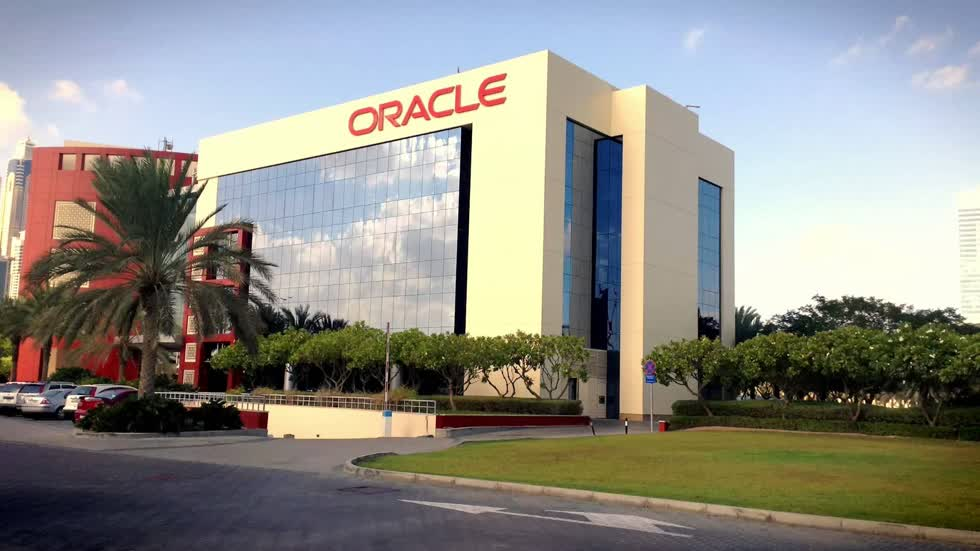 Công ty Oracle Corp (ORCL). Ảnh:Data Center Dynamics.
