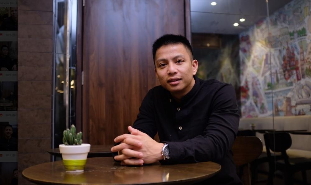 Ngô Minh Hiếu trở thành thành viên của NCSC.