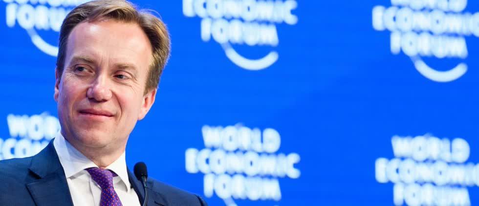 Ngày 7/12, Chủ tịch WEF Borge Brende gửi thư điện tử thông báo thay đổi địa điểm tổ chức Hội nghị WEF thường niên 2021. Nguồn: WEF Forum