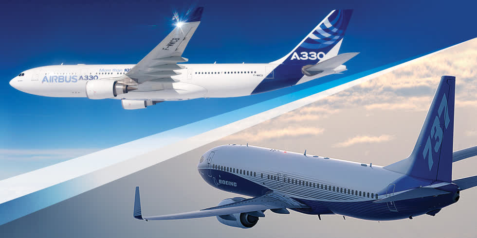 Airbus vượt mặt Boeing như thế nào?