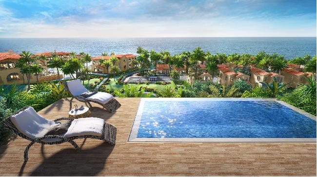 Khu nghỉ dưỡng NovaHills Mui Ne Resort & Villas (Phan Thiết, Bình Thuận) sẽ được vận hành theo tiêu chuẩn quốc tế từ quý I/2021.