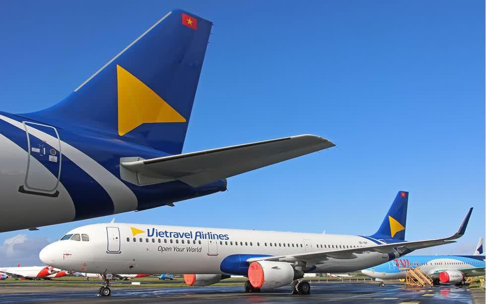 Airbus A321CEO là tàu bay đầu tiên của hãng  vietravel -airlines-tag173352/