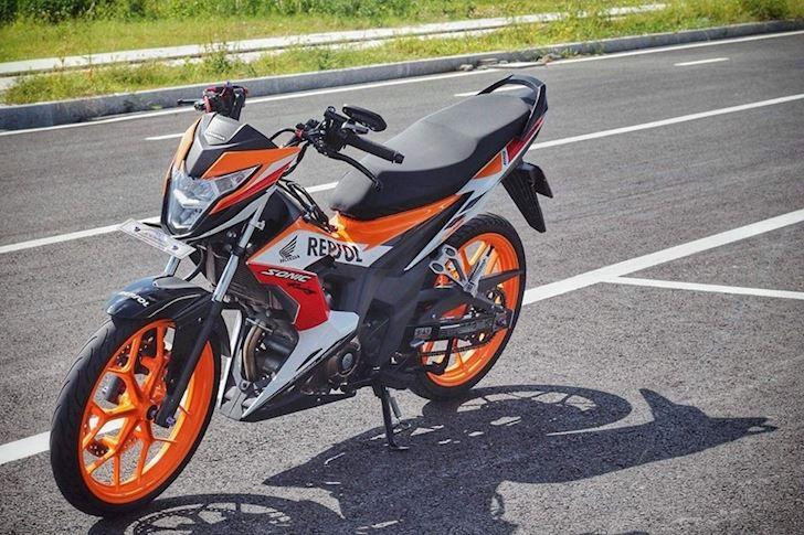 Honda Sonic 150R 2020