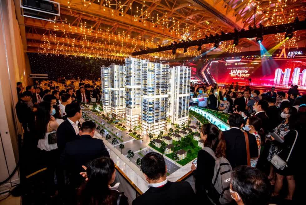 Thuận An được xem là khu vực có giá cho thuê cao nhất nhì Bình Dương. Ảnh: Danh Khôi