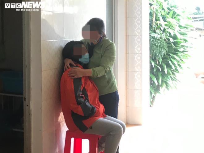 Thai phụ Nguyễn Thị Thúy Thảo không hề mất tích, vào Gia Lai để xin con. Ảnh: Hiền Mai
