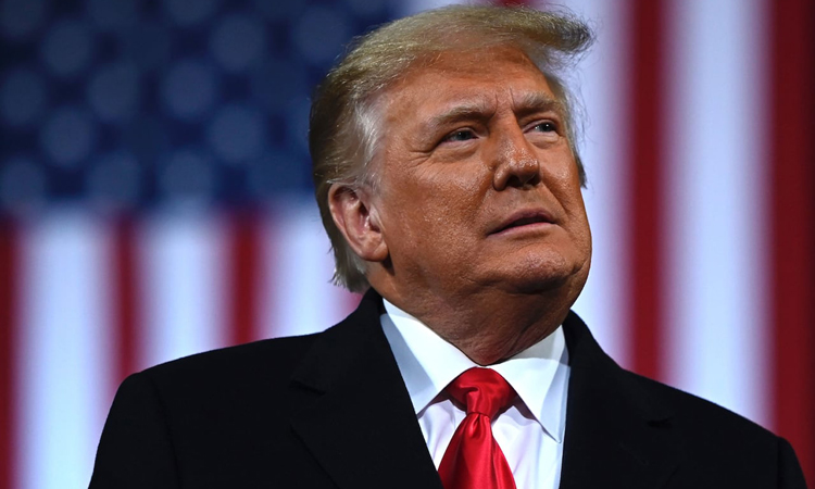 Trump đã khiến nhiều người dân Mỹ thất vọng trong cách xử lý nhiều vấn đề.