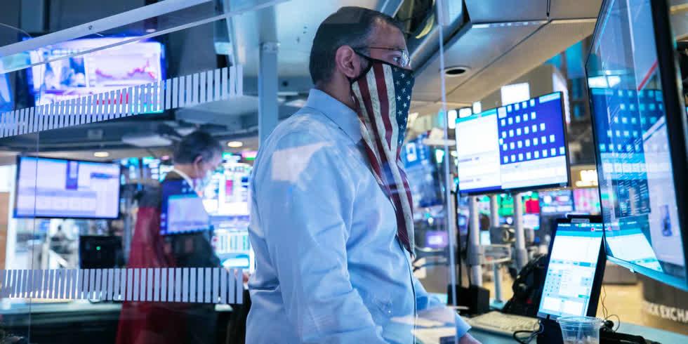 Chỉ số S&P 500 đạt mức cao kỷ lục khi kết phiên giao dịch ngày 2/12. Ảnh: Internet