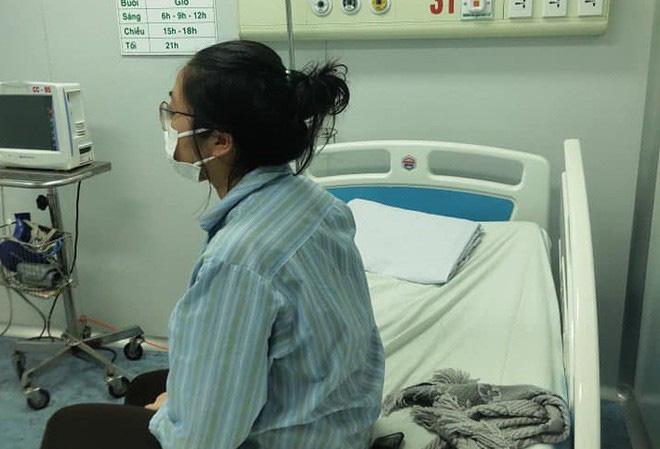 Bệnh nhân thứ 17  nhiễm Covid-19 tại Việt Nam đang được điều trị.